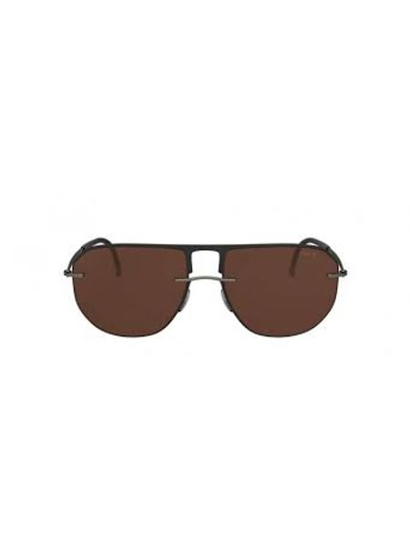 888465335154SILHOUETTE-ACCENT-SHADES-POLARIZED-SIL-8704-75-COR-9040
